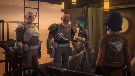 Star Wars Rebels The Lost Commanders