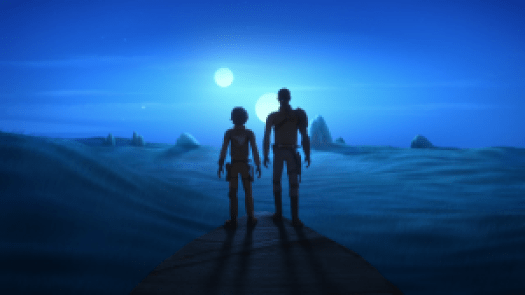 Star Wars Rebels Legacy