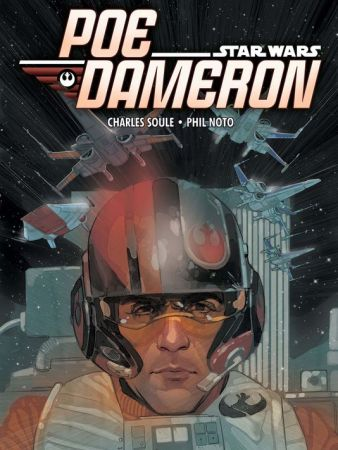 Poe Dameron Comic Cover #1