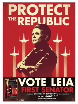 Bloodline Propaganda Poster 1