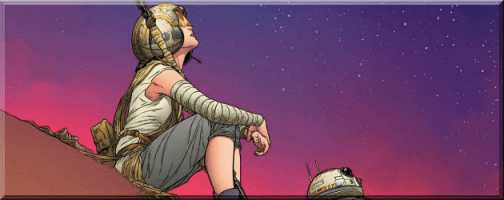 Chris' The Force Awakens Comic Review #1=2