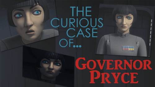 The Curious Case of Governor Pryce