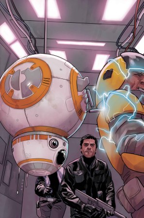 Poe Dameron #6 Full Cover