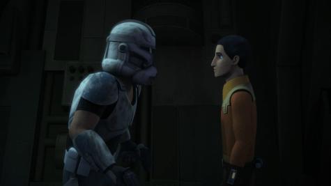 Star Wars Rebels Season Three The Last Battle