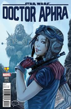 Doctor Aphra 1 Variant Cover