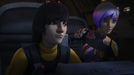 Star Wars Rebels Season Three Iron Squadron