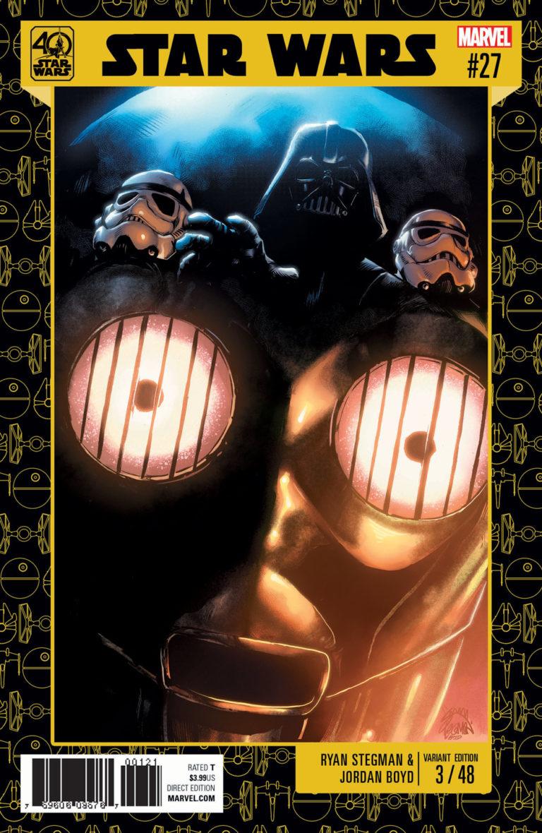 Doctor Aphra #7 Star Wars 40th Anniversary Variant Marvel Comics 1st Print