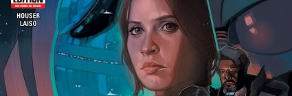 Rogue One Comic Adaptation Phil Noto Variant