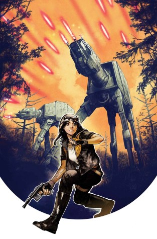 Doctor Aphra 4 Full Cover