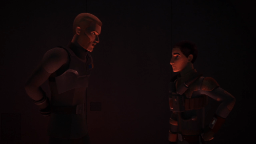 Star Wars Rebels Through Imperial Eyes