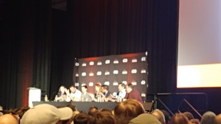 Marvel Panelists