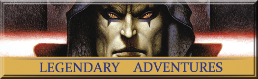 Legendary Adventures #9 Darth Bane Path of Destruction