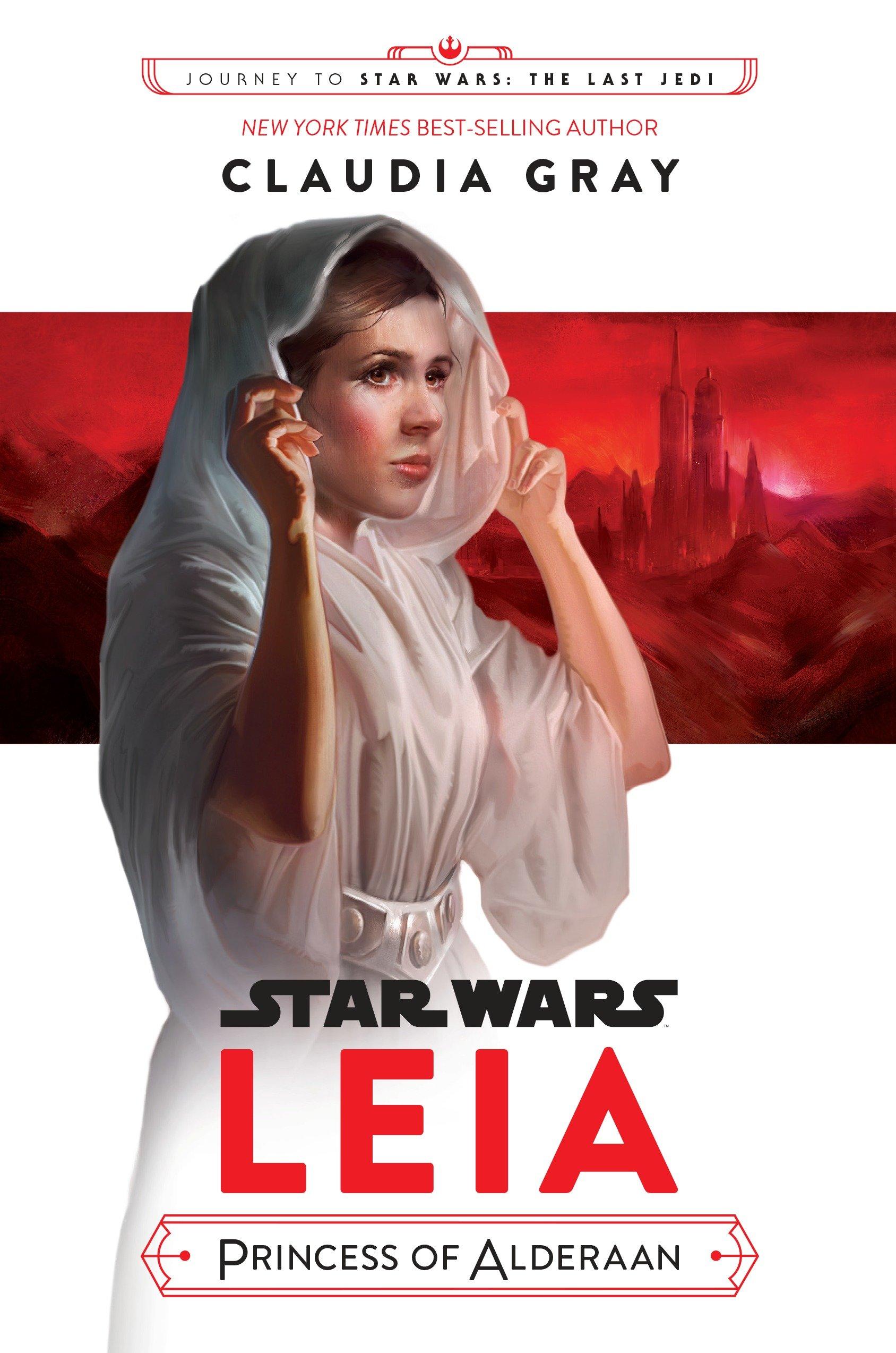 Canon Young Adult Novel Review Leia Princess Of Alderaan