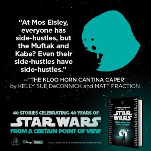 13 The Kloo Horn Cantina Caper by Kelly Sue DeConnick and Matt Fraction