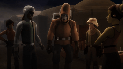 Star Wars Rebels The Occupation