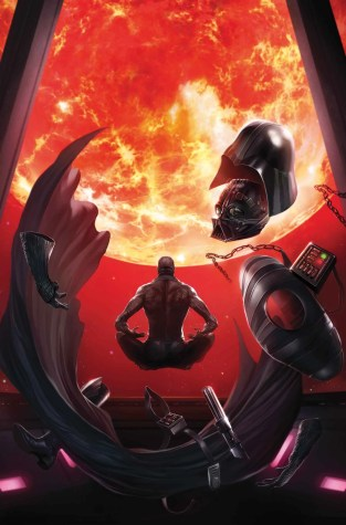 Darth Vader Dark Lord of the Sith 8
