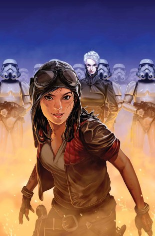 Doctor Aphra 14 Full Cover