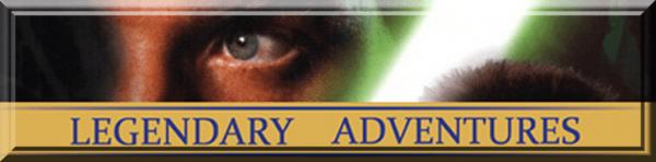 Legendary Adventures #18 Rogue Planet