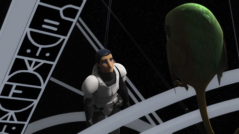Star Wars Rebels A World Between Worlds Convor-sations