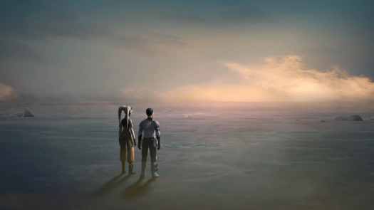 Star Wars Rebels A World Between Worlds Final Goodbye to Kanan