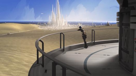 Star Wars Rebels Series Finale Renewed Lothal