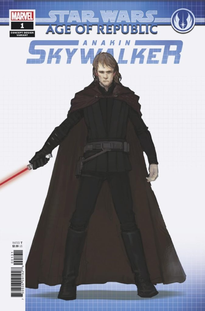 Canon Comic Review: Age of Republic - Anakin Skywalker #1 ...