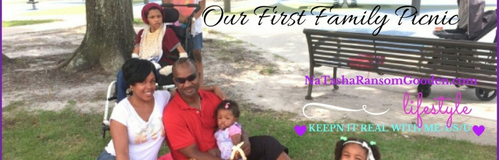Our First Family Picnic!