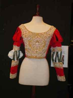 Odjeća 17 stoljeća u Splitu2