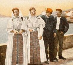 Povijest odjevanja u dalmaciji6