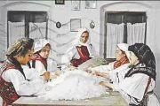 Pjesma žena i divojki na Slavonskom selu