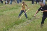 Očuvanje tradicije i narodnih običaja u Imotskoj Krajni (natjecanje kosaca)