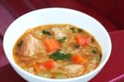 Tradicionalna bakina juha panadica