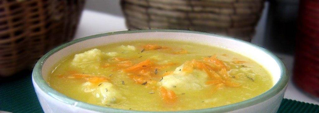 Bakina juha od griza