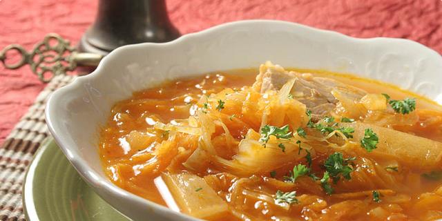 Tradicionalna bakina ruska juha
