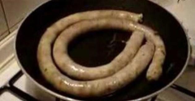 Priprema tradicionalnih ribljih kobasica