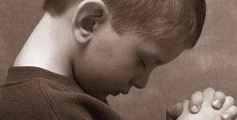 Tradicionalne  zaboravljene dječije molitve prije spavanja