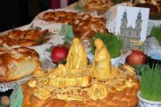 Litnjača i Božićnjak kolači i običaji na Novu Godinu