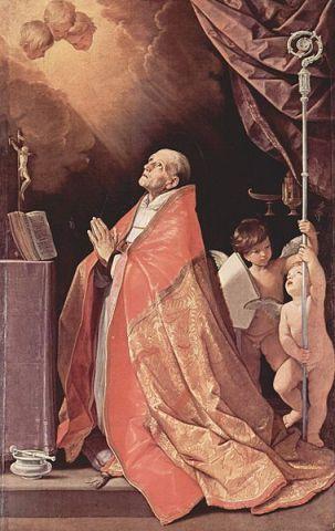 Sveti Andrija Corsini način života i običaji
