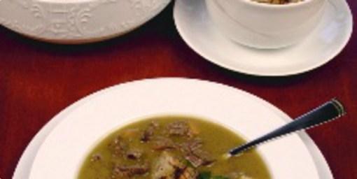 Tradicionalna juha od divljači