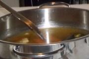Priprema goveđeg temeljca za juhu