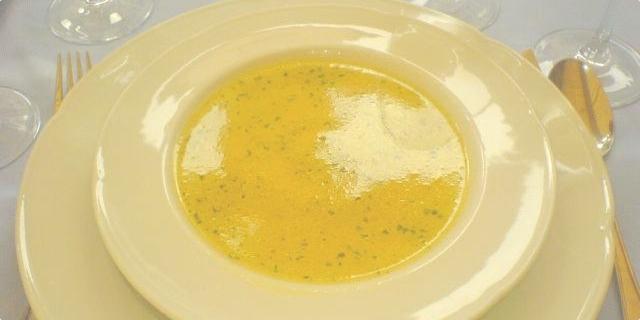 Jednostavni recept za riblju juhu