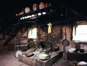 Kako je izgledao stari tradicionalni komin!