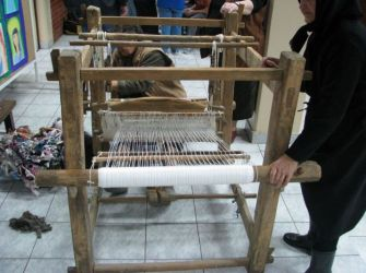 tkanje na tkalačkom stanu