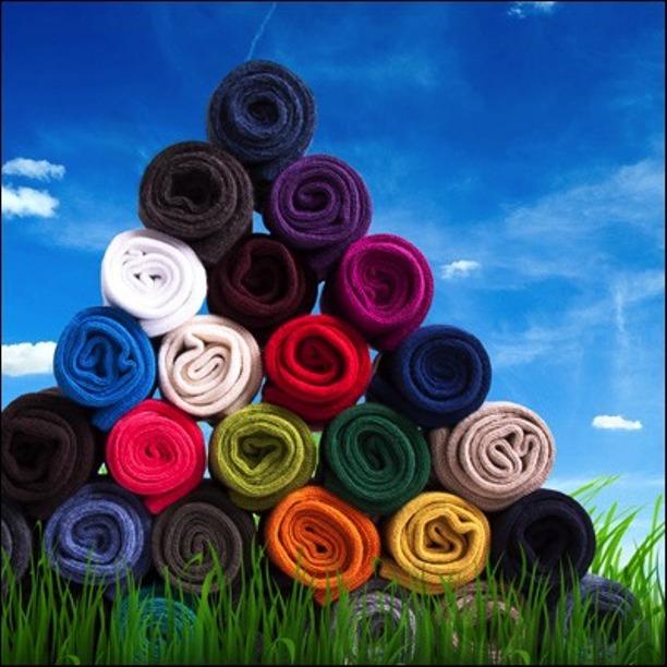 Pamučne tkanine i vrste pamučnih tkanina