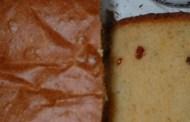 Jednostavana delicija s bakinog stola, mliječni kruh s grožđicama