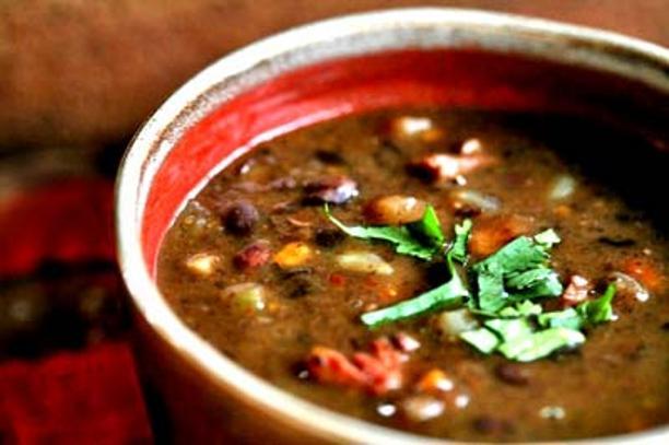 Jednostavna i ukusna juha od graha