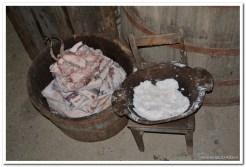 Soljenje i salamurenje mesa u slavoniji