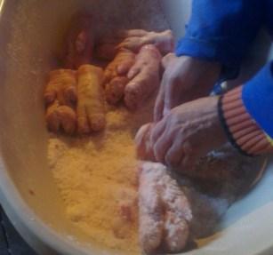 Soljenje svinjetine