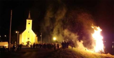 Uskrsna vatra ili Uskrsni krijes