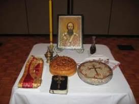 Srpski običaji slavlje slave